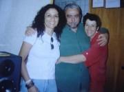 Xico Bizerra,Maria Dapaz.e Jô(Pacoland FM)