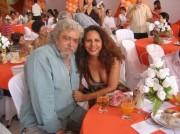 Xico e Cristina Amaral