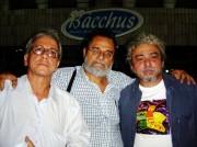 Xico, Zelito e Paulo Carvalho