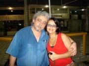 Xico com a filha Mariana