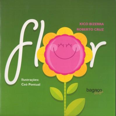 Livro Infantil: Flor