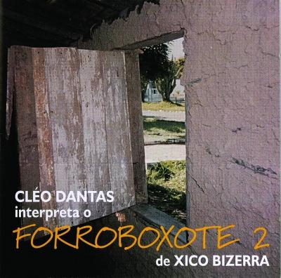 Forroboxote   02 - CLEO DANTAS CANTA O FORROBOXOTE