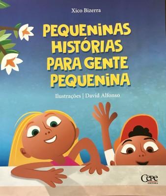 Livro PEQUENINAS HISTÓRIAS PARA GENTE PEQUENINA